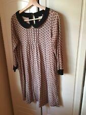 Lovely Orla Kiely Dress Size M UK 12 Vgc!