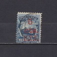 COSTA RICA 1881, Sc# 13, 5 cts UPU, USED