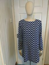 Missguided UK 8-10 (big) Short Dress Retro Print 70s Style Fancy Geometric