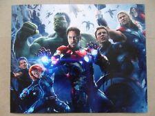 "Chris Evans Robert Downey Jr. Signed //Autographed Photo ""Infinity"""