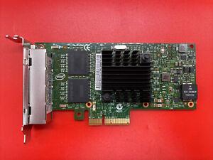 Lenovo I350-T4 00AG522 00JY854 4P RJ45 PCIe Half Height Network Adapter