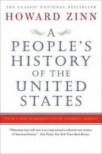 A People's History of the United States by Howard Zinn (Paperback / softback, 2015)
