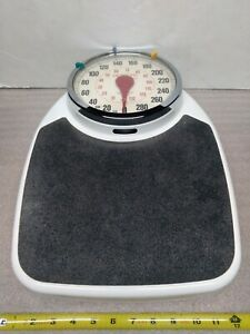 Detecto Precision D315 Mechanical Dial Scale U.S.A. Big Dial Working Condition