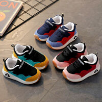 Infant Kids Baby Girls Boys Mesh Breathable Fashion Sport Running Shoes Sneakers