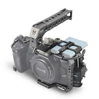 (Gray) TILTA TA-T01-B-G BMPCC 4K Cage Blackmagic Pocket Cinema Camera 4K Rig