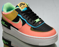 Nike Air Force 1 Shadow SE Women's Solar Flare Atomic Pink Lifestyle Sneakers