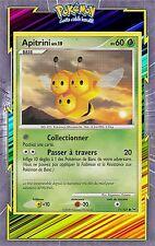 Apitrini - Platine - 71/127 - Carte Pokemon Neuve Française