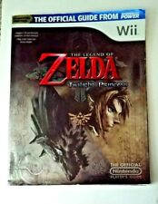 The Legend of Zelda Twilight Princess Nintendo Wii Guide Book Walk Game Cube