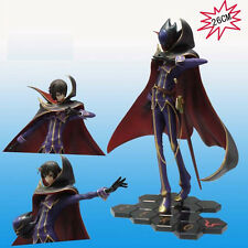CODE GEASS R2/ FIGURA LELOUCH LAMPEROUGE 25 CM-ANIME FIGURE 9,8""