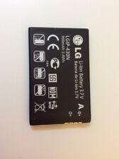 3xNEW OEM LG LGIP-430N Imprint MN240 GU295 LX290 LX290C LX370 SBPL0098201BATTERY