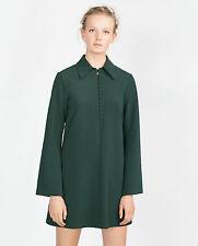 ZARA A-LINE-TOP DRESS Size MEDIUM