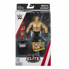 WWE Mattel Brock Lesnar Elite Series #55 Figure