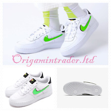 Nike Air Force 1 LV8 3 (GS) Unisex Sneakers AR7446-100 Size 3.5 UK