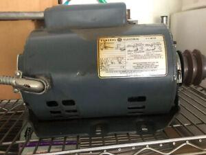 GE  5KC48PG2H  1/3 HP, 115 V , 1 PH AC Motor