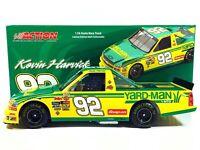 Kevin Harvick #92 Yard man 2005 Chevy Craftsman Truck 1/24 NASCAR Die-Cast