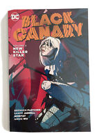 Black Canary Vol 2 New Star Killer - DC Comics Trade Paperback Graphic Novel NEW
