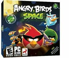 New Angry Birds Space Video Game - For PC Windows XP Vista & 7 - US Version