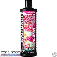 Brightwell Strontion 500mL Liquid Strontium Reef Supplement Free USA Shipping