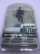 McFarlane's Military Series 1 AIR FORCE SPECIAL OPS CCT Figure, New, Sealed