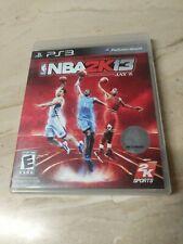 NBA 2K13 PlayStation 3 PS3