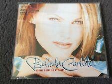 BELINDA CARLISLE ALWAYS BREAKING MY HEART CD SINGLE HEAVEN IS A PLACE ON EARTH