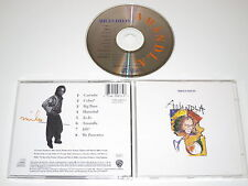 MILES DAVIS/AMANDLA(WARNER BROS 7599-25873-2) CD ALBUM