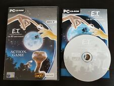 E.T. The Extra-Terrestrial: Action Game - PC CD-ROM - Free, Fast P&P! - ET