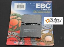 YAMAHA RZ-350 RZ350 1984-1985 REAR EBC BRAKE PADS