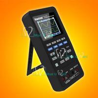 3in1 Handheld Digital Hantek Oscilloscope Signal Source Multimeter 70MHz AWG DMM