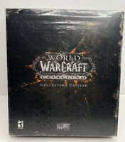 NEW SEALED | World of Warcraft: Cataclysm Collector's Edition