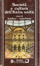 G14 SOCIETA' E CULTURA DELL'ITALIA UNITA - Macry & Palermo 1978
