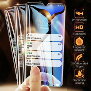 Tempered Glass Screen Protector For Samsung Galaxy A3 A5 A6 A7 A8 A9 A51 A71 A11