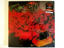 GUN SELF TITLED LP REPRESS 1968 U.K. ROCK / PSYCH RED VINYL BAKER GURVITZ ARMY
