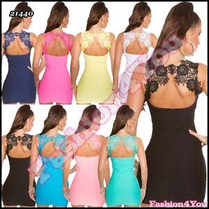 Women's Mini Dress Sexy Casual Ladies Summer Short Dress One Size 6,8,10,12 UK
