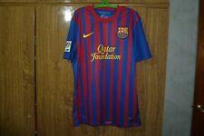 Fc Barcelona Nike Football Shirt Home 2011/2012 Spain Soccer Jersey Men Size M