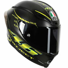 Not Rated Carbon Fibre Motorcycle Helmets