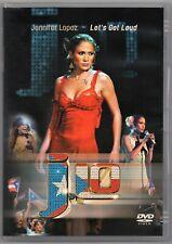 Jennifer Lopez Let's Get Loud - DVD (Region: 0)