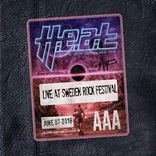 H.E.A.T : Live at Sweden Rock Festival CD Album with Blu-ray 2 discs (2019)