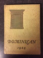 1948 Dominican Academy Yearbook, New York City, All Girls' Catholic School