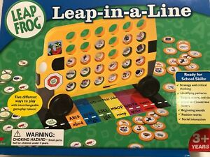 Leap In A Line Interactive Learning Bus Game Board Education Shape Color Letter