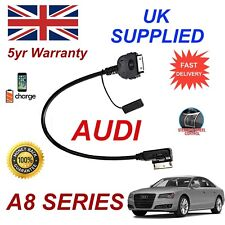 For AUDI A8 AMI MMI  4F0051510K iPhone 3gs 4 4s some iPod Audio Cable Gen 3
