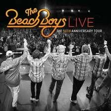 The Beach Boys - Live - The 50th Anniversary Tour NEW CD