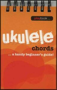 Ukulele Chords A Handy Beginners Guide Mini Music Book Uke SAME DAY DISPATCH