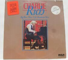CHARLIE RICH Big Boss Man My Mountain Dew 1977 Sealed w/sticker LP RCA APL1-2260
