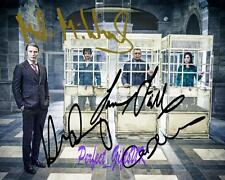 Hannibal Series Mads Mikkelsen SIGNED AUTOGRAPHED 10X8 REPRO PHOTO PRINT Dancy