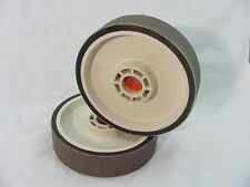"BUTW 6"" x 1 1/2"" x 3000 grit  diamond grinding soft flex wheel  R"