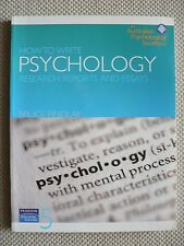 How to Write Psychology Research Reports and Essays 5e by Bruce M. Findlay 2009