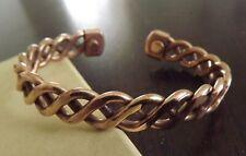 Pure Copper Magnetic Bracelet - Heavy Copper Men Women Arthritis Therapy