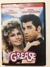Grease DVD ( John Travolta Olivia Newton- John )
