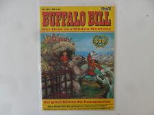 Bastei - Hansrudi Wäscher - Buffalo Bill - Nr. 500 - Zustand: 1